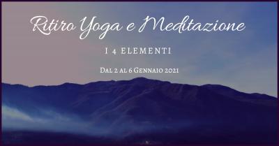 Ritiro Yoga e Meditazione