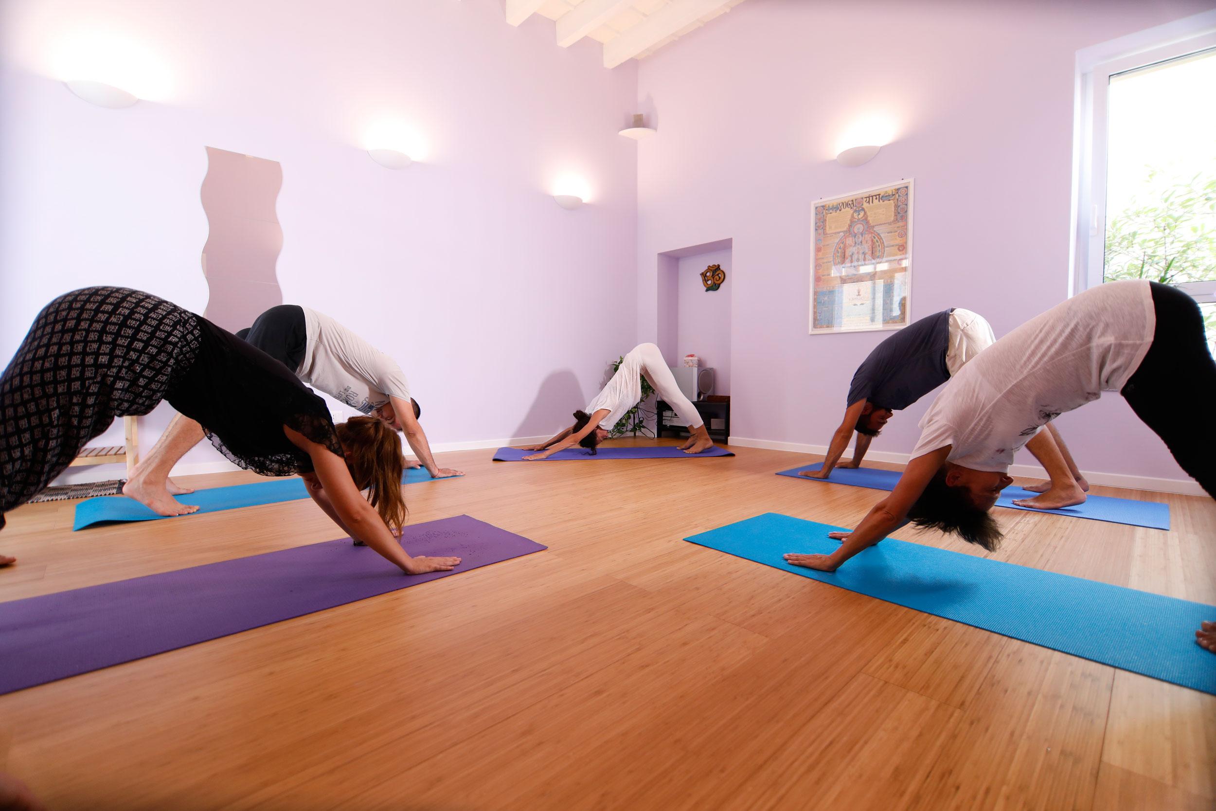 Centro Samadhi - Yoga